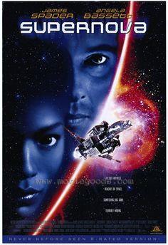 Supernova Movie Poster... EDFD