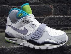 3e32843a1 Nike Sportswear is adding its vintage touch to the Air Trainer SC High and  its sequal the Air Trainer SC II this season.