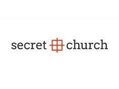 Secret Church logo by https://twitter.com/j0ethomas
