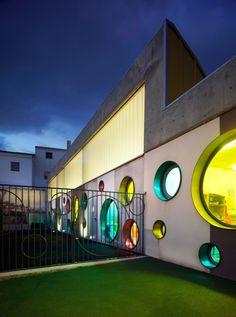 Kindergarten 8Units Velez-Rubio / LosdelDesierto