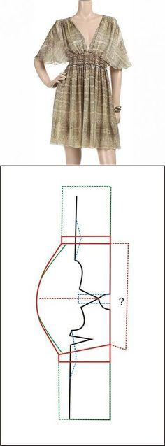 Simple casual dress / tunic... <3 Deniz <3