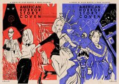 American Horror Story Coven by RÕBSÕ
