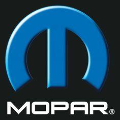 Mopar M Logo Steel Sign - Free Shipping on Orders Over $99 at Genuine Hotrod Hardware