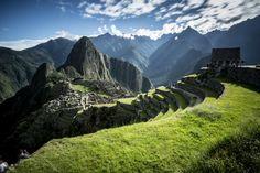 Machu Picchu, Cusco. Para ver ofertas de viaje visita: tamboperutours.com