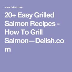 It's about time you added salmon into your barbecue game. Get grilling with these amazing recipes. Fish Recipes, Seafood Recipes, Healthy Recipes, Healthy Food, Grilled Seafood, Fish And Seafood, Grilled Zucchini Recipes, Bbq Party, Main Dishes