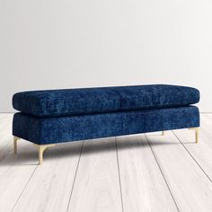 Melvin Upholstered Bench & Reviews | AllModern Bed Bench, Ottoman Bench, Upholstered Bench, Living Room Modern, Furniture Inspiration, All Modern, Living Room Furniture, Upholstery, Interior Design