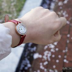 I ♥cherry blossoms I ♥ beka&bell watch