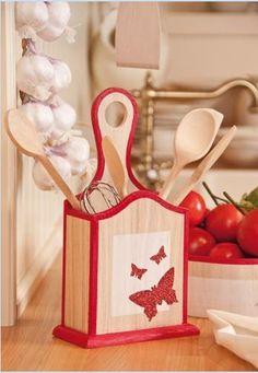 Spoon Holder Idea