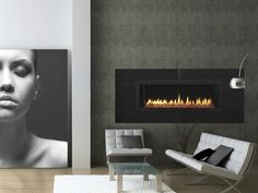 Heat and Glo RED Series Gas Fireplace