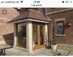 Front Porch Addition, Front Porch Design, Veranda Design, Tub, Gazebo, Exterior, Outdoor Structures, Yandex, Front Porch Railings