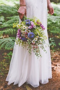 18 wedding bouquets that are totally chic 6