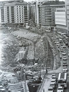 CONSTRUCCION PARKING Y PASEO MARITIMO,AÑO 1.991