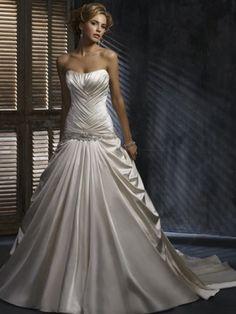 wedding dresses wedding dresses mermaid wedding dresses princess style a-line sweetheart ruffles sleeveless court trains taffeta wedding dresses for brides