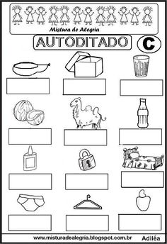 Portuguese Lessons, English Grammar Worksheets, School Lessons, Alphabet, Homeschool, Bullet Journal, Writing, Education, Erika