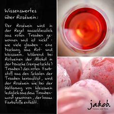 Wissenswertes über Roséwein