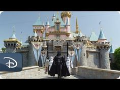 Star Tours: Darth Vader goes to Disneyland Disney video shared in Creating Innovators #ISTE2014 #Suzy4Intel