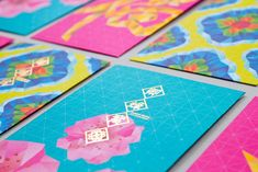 Queen Muar money packets — At Home Creative, Malaysia