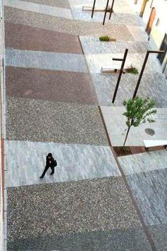PBEB Architetti-Paolo Belloni — Riqualificazione Di Largo Vittoria A Curno (bg)