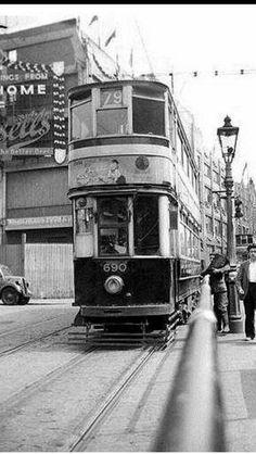 Old Tram birmingham