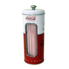 Coke Straw Canister  #MakeTheSwitch #DressYourCase #Por #DressYourYard #phonecase #PortablePower #lamp #campinglight