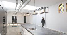 Van garage naar 3 loftwoningen   Studioschaeffer B.V.  #studioschaeffer #schaeffer #mijnarchitect #architecten #architectenbureau #denhaag #thehague #transformatie #verbouwen #interieur #industrial #interiordesign #interiors