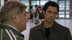 "Danny and Dan Lauria in ""Personal Fouls """