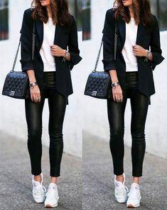 7c502495db Look com blazer - como usar blazer preto looks com blazer blazer zara blazer  rosa blazer