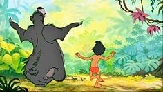 jungle book baloo | Hope you like this Jungle Book background in high resolution as much ...
