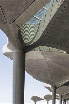 Aeroporto Internacional Queen Alia / Foster + Partners