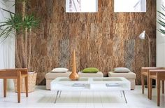 Lovely kork wall