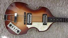 Original Höfner 500/1 Beatles Bass 1967 in Rheinland-Pfalz - Brücken (bei Birkenfeld) | Musikinstrumente und Zubehör gebraucht kaufen | eBay Kleinanzeigen