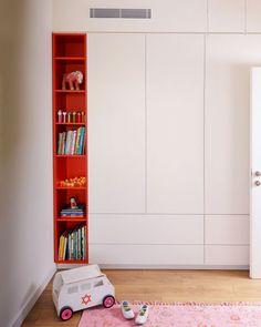 נישה - תל אביב הקטנה - עיצוב דירת שלושה חדרים בתל אביב: תתרשמו