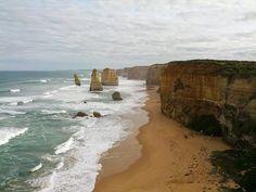 Australia's Great Ocean Road in Victoria