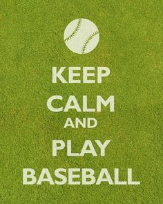 For the Love of the Game!(: