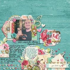 created using studio flerg's love letters kit and cornelia designs mustache you templates.