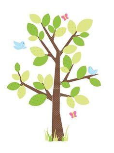RoomMates RMK1554GM - Kids Tree Giant Wall Decal Stickers Decor | eBay $19.97