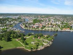 Isegran in Fredrikstad, Norway
