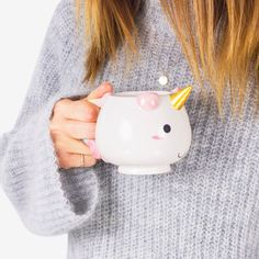 Elodie the Unicorn Mug - For Mythical Mornings