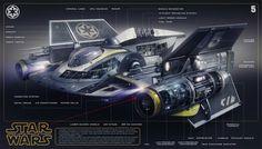 Spaceship star wars
