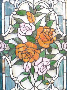 ステンドガラス バラ - Google 検索