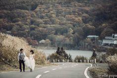 リボンウェディング&ボートウェディング @長野  *ウェディングフォト elle pupa blog*