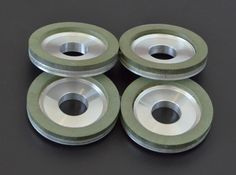 Swift grinding ring.  //  Size(mm): 50-16-10  //  Material: Diam  //  Application: disk knife grinding.