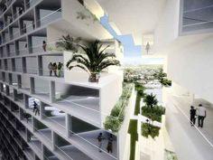 """Edifícios somam 80 mil m². """"Falha"""" criada na base dos prédios servirá como…"""