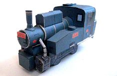 Locomotive: JR West  r B20 form steam locomotive (Free)  Difficulty: Advanced 15 cars is small locomotive for campus transportation that has been manufactured through 1946 from 1945. Was dynamics restored in 2002.