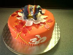 Indian Cake, victoria sponge con crema de chocolate