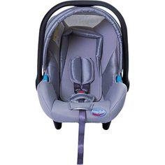 Foto 1 - Bebê Conforto para Carro Elite Cinza até 13kg - Prime Baby