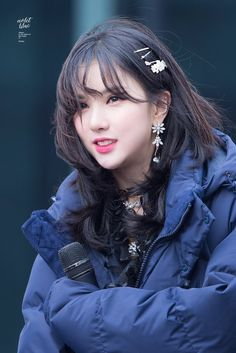 Rabbit in Orbit ( South Korean Girls, Korean Girl Groups, Jung Eun Bi, Blackpink Fashion, Entertainment, G Friend, Spring Fashion Trends, Beautiful Asian Girls, Korean Singer