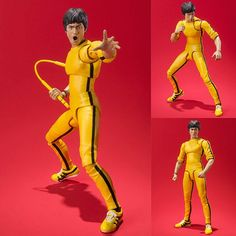 S.H.Figuarts Bruce Lee Yellow Track Suit Ver. [PRE-ORDER]  Expected release date: Mid December 2016, pre-order now from: http://www.figurecentral.com.au/products/s-h-figuarts-bruce-lee-yellow-track-suit-ver-pre-order?variant=27689870657  #shfiguarts #brucelee #bandai #figurecentral