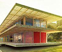inspiration for verandahs around a shipping container home