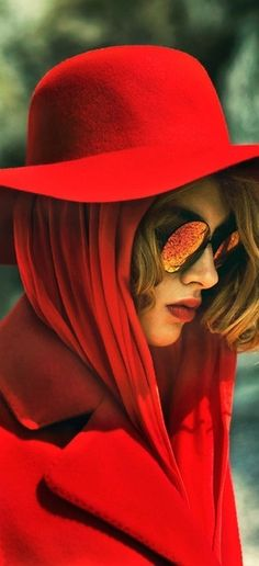 ✿ڿڰۣ(̆̃̃❤Aussiegirl  #Seeing #Red.